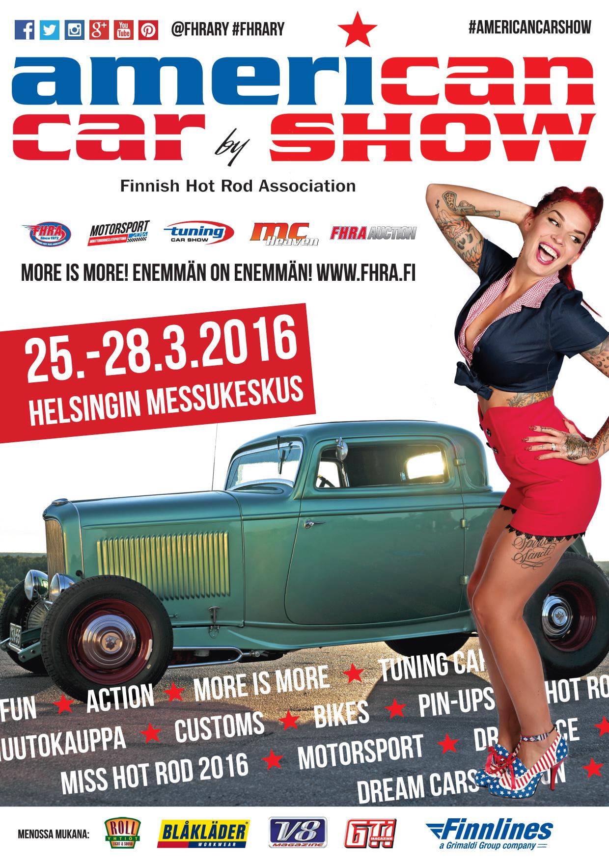 Car Show 2015 >> American Car Show 2016