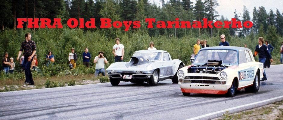 Beaver Drag Race Keimola 24.7.1976