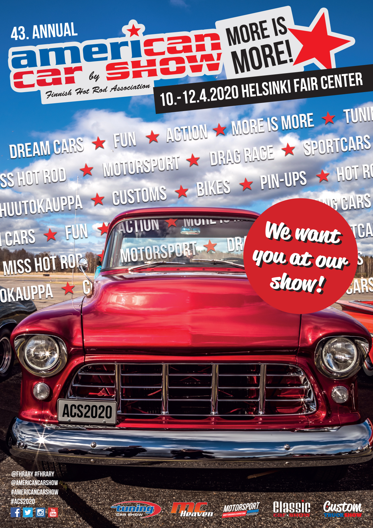 American Car show 2020